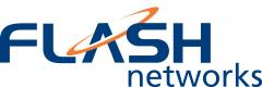 Flash networks company logo Israel