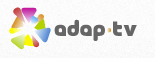 Adap tv video ad network logo