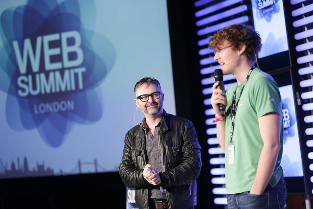 The state of the London Tech Scene - London Web Summit 2013